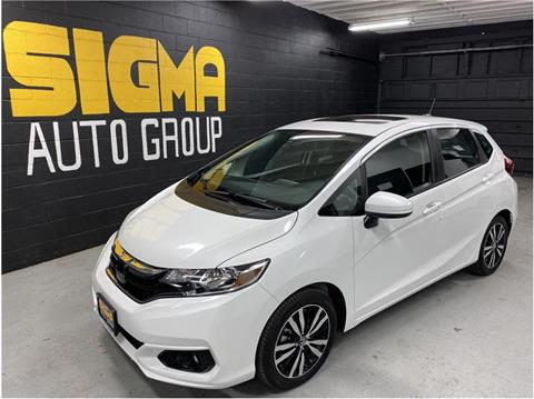 2019 Honda Fit for sale in Concord, CA