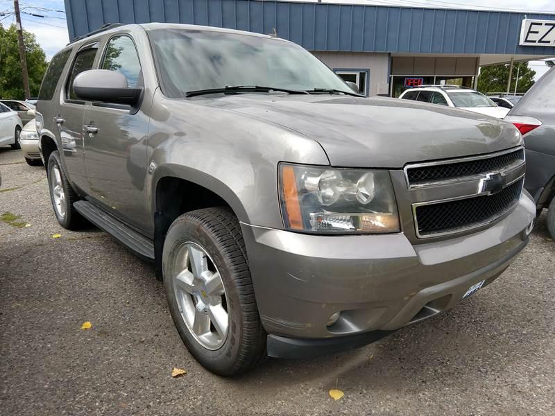 2007 Chevrolet Tahoe Ltz In Bozeman Mt E Z Auto Sales