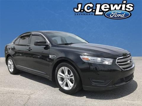 Jc Lewis Ford >> Used 2013 Ford Taurus For Sale in Georgia - Carsforsale.com®