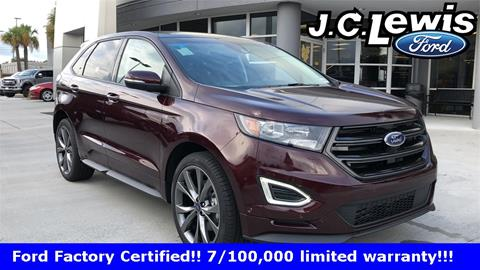 2018 Ford Edge for sale in Savannah, GA