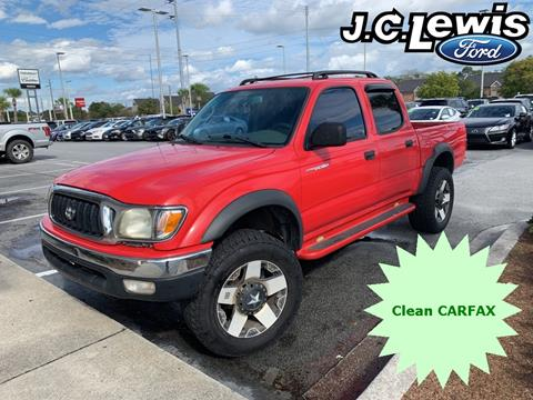 Jc Lewis Ford Savannah Ga >> Used 2003 Toyota Tacoma For Sale in Virginia Beach, VA ...