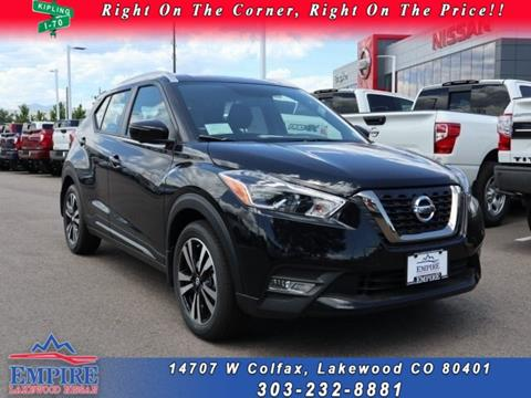 2019 Nissan Kicks for sale in Lakewood, CO