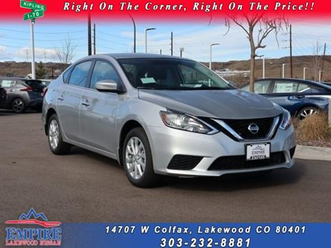 2019 Nissan Sentra for sale in Lakewood, CO
