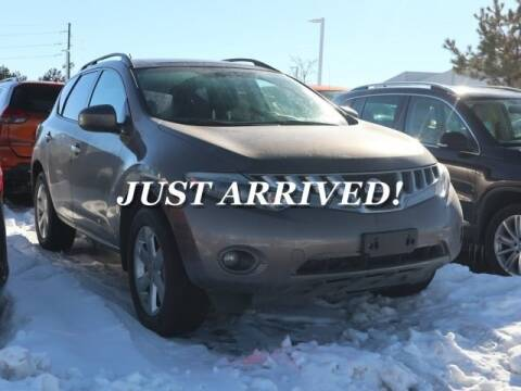 2009 Nissan Murano SL for sale at EMPIRE LAKEWOOD NISSAN in Lakewood CO