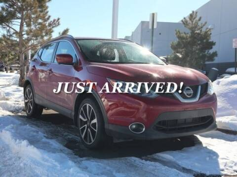2017 Nissan Rogue Sport SL for sale at EMPIRE LAKEWOOD NISSAN in Lakewood CO