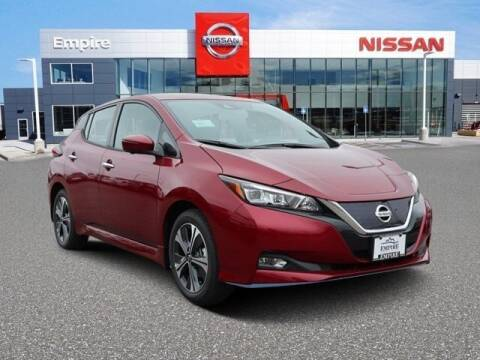 2020 Nissan LEAF for sale at EMPIRE LAKEWOOD NISSAN in Lakewood CO