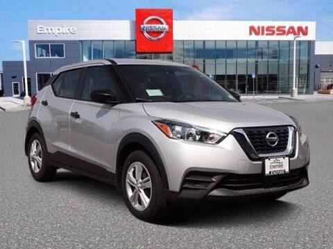 2020 Nissan Kicks for sale at EMPIRE LAKEWOOD NISSAN in Lakewood CO