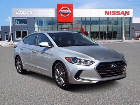 2018 Hyundai Elantra for sale at EMPIRE LAKEWOOD NISSAN in Lakewood CO