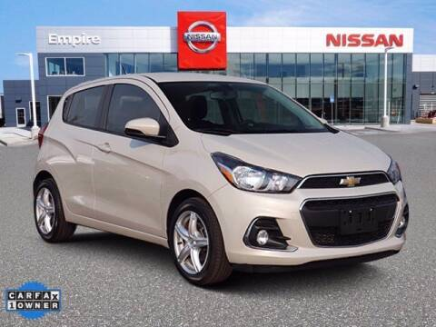 2016 Chevrolet Spark for sale at EMPIRE LAKEWOOD NISSAN in Lakewood CO