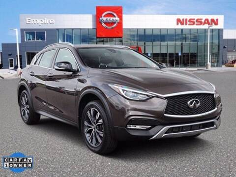 2017 Infiniti QX30 for sale at EMPIRE LAKEWOOD NISSAN in Lakewood CO