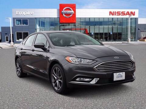 2017 Ford Fusion for sale at EMPIRE LAKEWOOD NISSAN in Lakewood CO