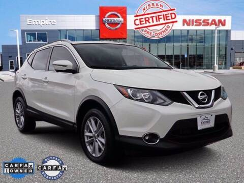 2017 Nissan Rogue Sport for sale at EMPIRE LAKEWOOD NISSAN in Lakewood CO