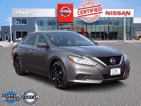 2017 Nissan Altima for sale at EMPIRE LAKEWOOD NISSAN in Lakewood CO