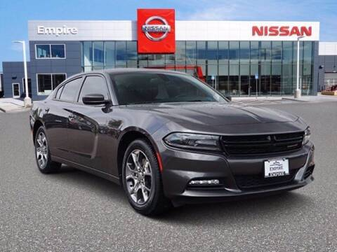 2015 Dodge Charger for sale at EMPIRE LAKEWOOD NISSAN in Lakewood CO