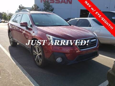 2018 Subaru Outback for sale at EMPIRE LAKEWOOD NISSAN in Lakewood CO