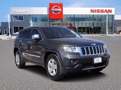 2011 Jeep Grand Cherokee for sale at EMPIRE LAKEWOOD NISSAN in Lakewood CO