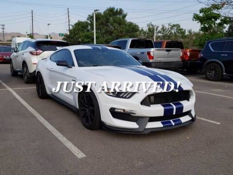 2016 Ford Mustang for sale at EMPIRE LAKEWOOD NISSAN in Lakewood CO