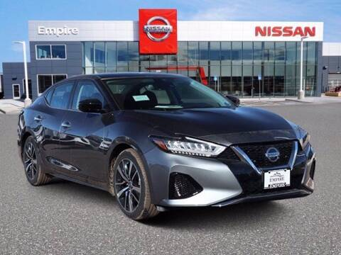 2020 Nissan Maxima for sale at EMPIRE LAKEWOOD NISSAN in Lakewood CO