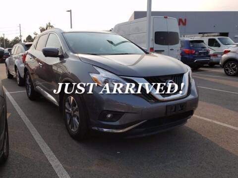 2017 Nissan Murano for sale at EMPIRE LAKEWOOD NISSAN in Lakewood CO