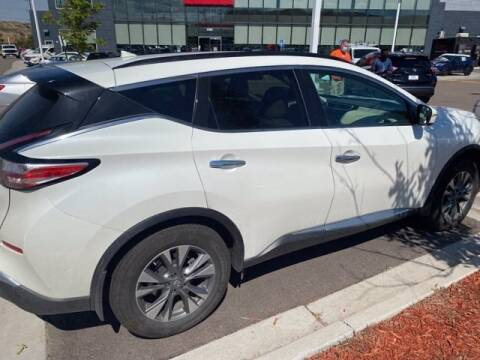 2015 Nissan Murano for sale at EMPIRE LAKEWOOD NISSAN in Lakewood CO