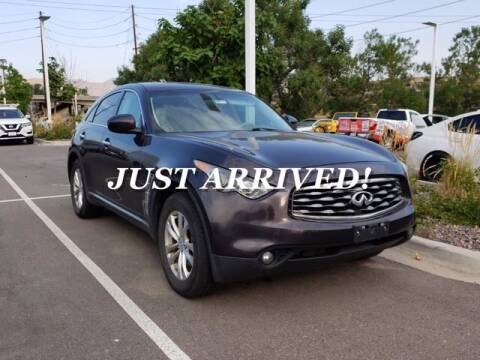 2011 Infiniti FX35 for sale at EMPIRE LAKEWOOD NISSAN in Lakewood CO