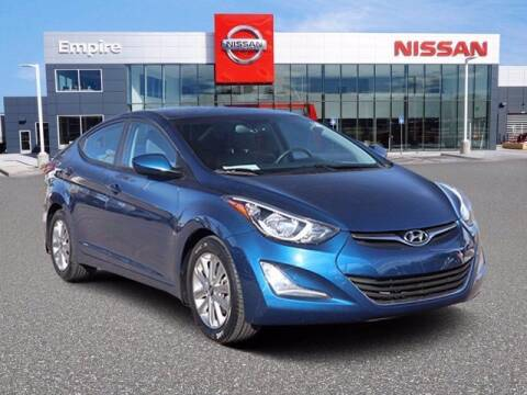 2015 Hyundai Elantra for sale at EMPIRE LAKEWOOD NISSAN in Lakewood CO