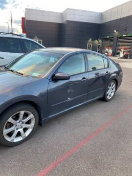 2008 Nissan Maxima for sale at EMPIRE LAKEWOOD NISSAN in Lakewood CO