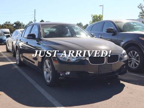 2015 BMW 3 Series for sale at EMPIRE LAKEWOOD NISSAN in Lakewood CO