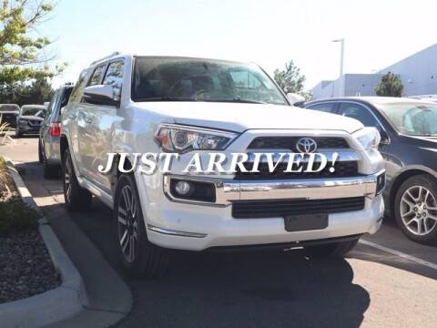 2018 Toyota 4Runner for sale at EMPIRE LAKEWOOD NISSAN in Lakewood CO