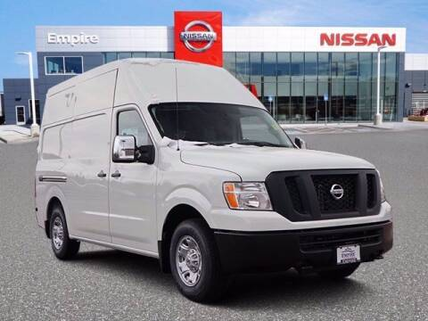 2020 Nissan NV Cargo for sale at EMPIRE LAKEWOOD NISSAN in Lakewood CO