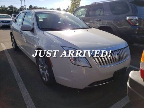 2010 Mercury Milan for sale at EMPIRE LAKEWOOD NISSAN in Lakewood CO