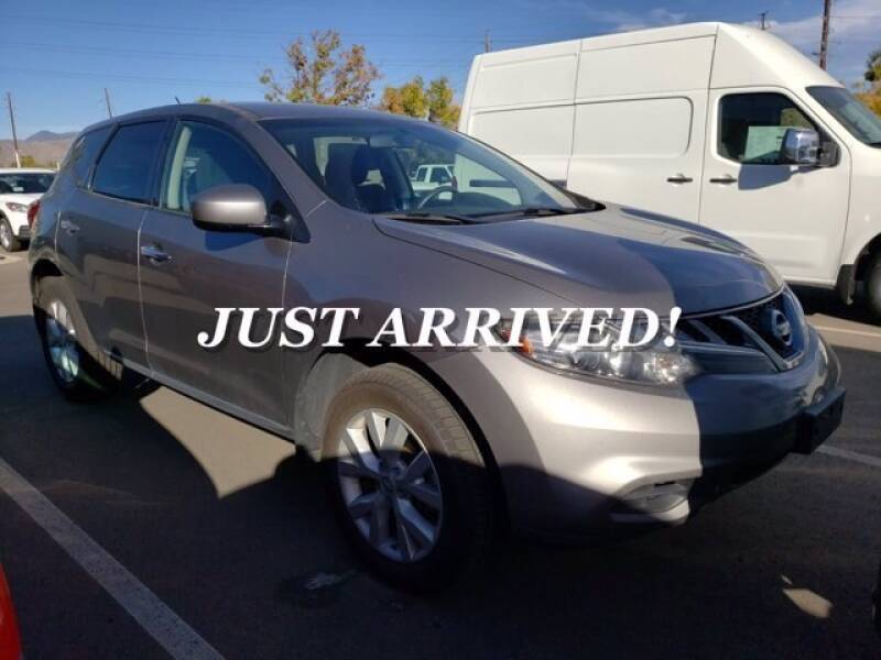 2011 Nissan Murano for sale at EMPIRE LAKEWOOD NISSAN in Lakewood CO