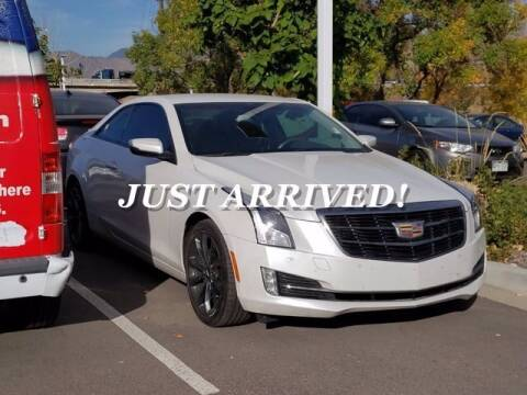 2017 Cadillac ATS for sale at EMPIRE LAKEWOOD NISSAN in Lakewood CO