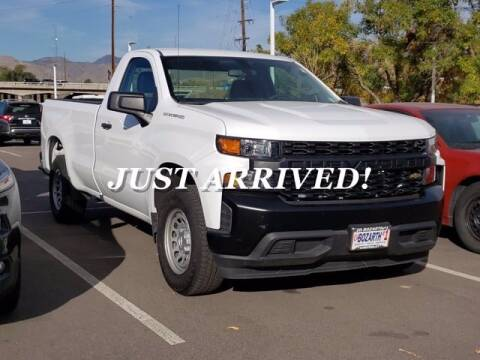 2019 Chevrolet Silverado 1500 for sale at EMPIRE LAKEWOOD NISSAN in Lakewood CO