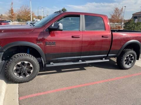 2017 RAM Ram Pickup 2500 for sale at EMPIRE LAKEWOOD NISSAN in Lakewood CO