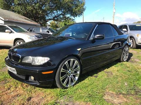 used 2004 bmw 3 series for sale in florida. Black Bedroom Furniture Sets. Home Design Ideas