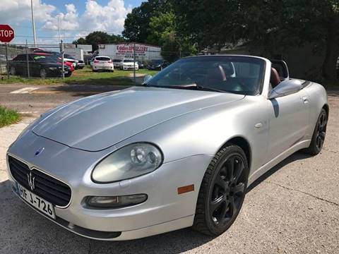 2005 Maserati Spyder for sale in Gibsonton, FL