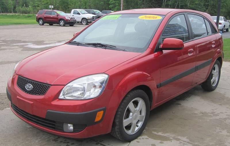 2006 Kia Rio5 Sx In Oconto Falls Wi Lot Of Deals Llc