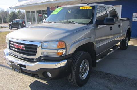 2003 GMC Sierra 2500HD for sale in Oconto Falls, WI