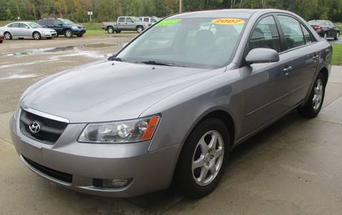 2007 Hyundai Sonata for sale in Oconto Falls, WI