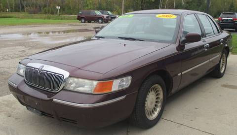 2001 Mercury Grand Marquis for sale in Oconto Falls, WI