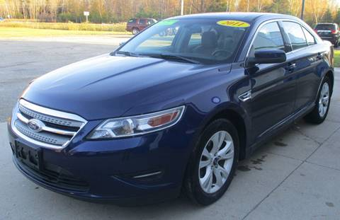 2011 Ford Taurus for sale in Oconto Falls, WI