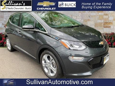 2019 Chevrolet Bolt EV for sale in Avon, CT