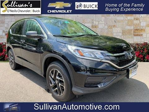 2016 Honda CR-V for sale in Avon, CT