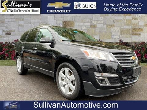 2017 Chevrolet Traverse for sale in Avon, CT