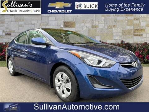 2016 Hyundai Elantra for sale in Avon, CT