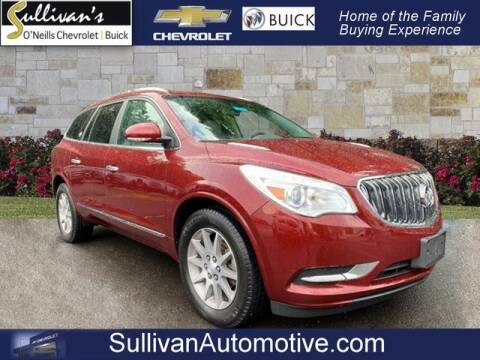 Used Buick Enclave For Sale >> 2016 Buick Enclave For Sale In Avon Ct
