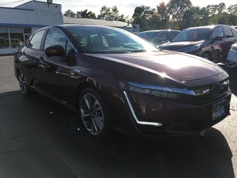 2018 Honda Clarity Plug-In Hybrid for sale in Torrington, CT