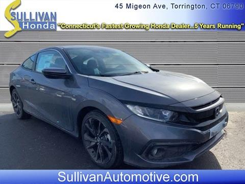 2019 Honda Civic for sale in Torrington, CT