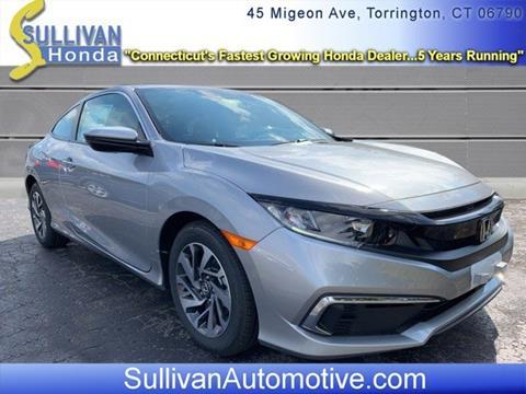 2019 Honda Civic for sale in Torrington, CT